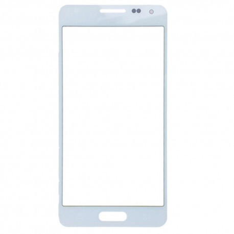 Samsung Galaxy Alpha G850 - White touch layer touch glass touch panel