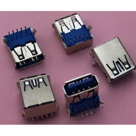 USB 3.0 Type A connector Female Socket G46
