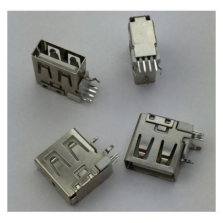 USB 2.0 4Pin A Type Female Socket konektor G59
