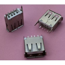 USB 2.0 4Pin A Type Female Socket Connector G56
