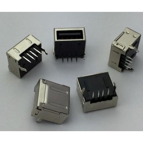 USB 2.0 4Pin A Type Female Socket konektor G57