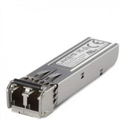 Linksys network transceiver module, SFP 1000BASE-SX