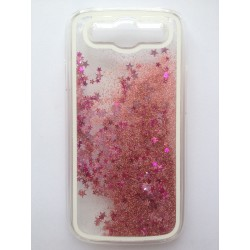 Hourglass back cover of your Samsung Galaxy S3 i9300 - Pink