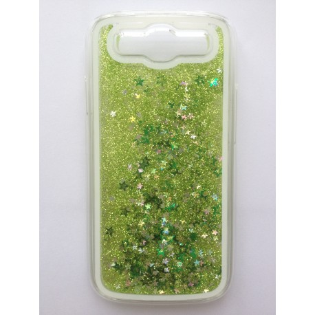 Hourglass back cover of your Samsung Galaxy S3 i9300 - Green