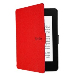 Case for Kindle book reader 7th generation 2014 - red