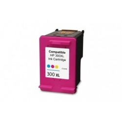 HP 300XL Color (CC643EE) - kompatibilní cartridge - barevná