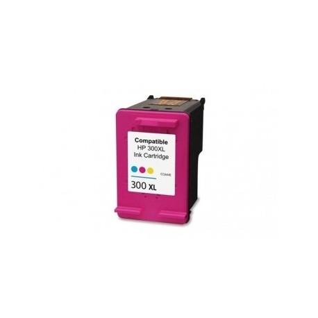 HP 300XL Color (CC643EE) - kompatibilní cartridge - barevná