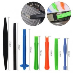 Tool set for repair of mobile phones and tablets
