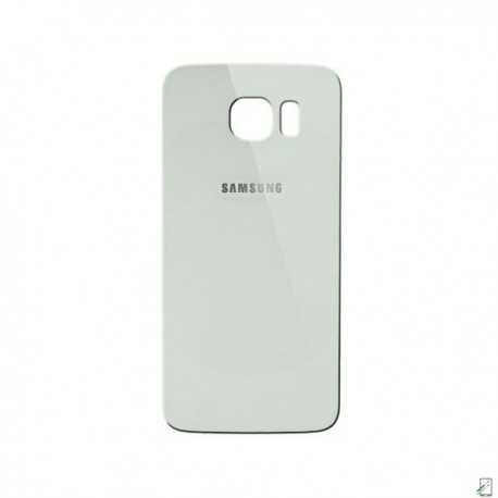 The rear battery cover Samsung Galaxy S6 G9250, G925, G925F - White