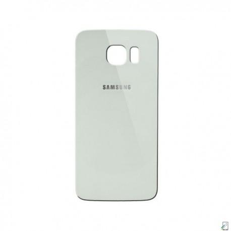 Zadní kryt baterie Samsung Galaxy S6 G9250, G925, G925F - bílá