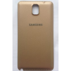 The rear battery cover Samsung Galaxy Note 3 N9000 - Gold