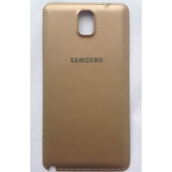 Zadní kryt baterie Samsung Galaxy Note 3 N9000 - Zlatá