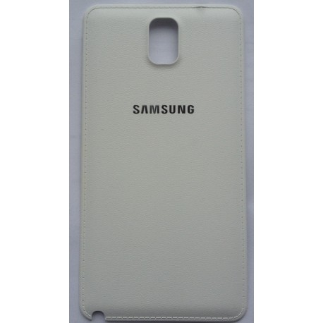 The rear battery cover Samsung Galaxy Note 3 N9000 - White