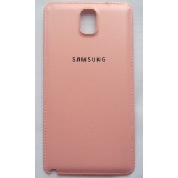 The rear battery cover Samsung Galaxy Note 3 N9000 - Pink