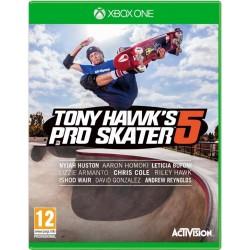 Tony Hawk´s Pro Skater 5 - Xbox one - krabicová verze
