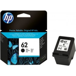 HP 62 Black (C2P04A) - Original Cartridge