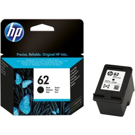 Cartridge HP 62 Black (C2P04A) - Original