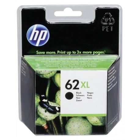 Cartridge HP 62XL Black (C2P05A) - Original