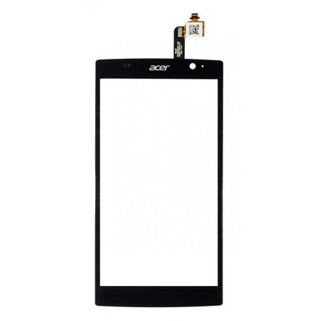 Acer Liquid Z500 - Černá dotyková vrstva, dotykové sklo, dotyková deska + flex