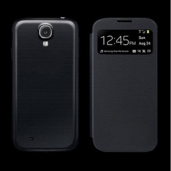 Flip S-View Samsung Galaxy S4 Mini i9190 - Black