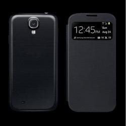 Flip S-View Samsung Galaxy S4 Mini i9190 - Černá