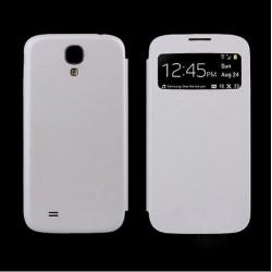 Flip S-View Samsung Galaxy S4 Mini i9190 - Bílá