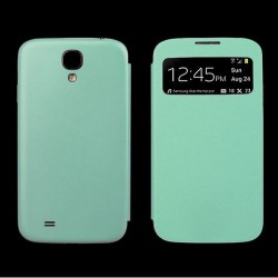 Flip S-View Samsung Galaxy S4 Mini i9190 - Green