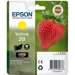 EPSON T2984 - žltá - originálna cartridge