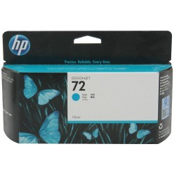 Cartridge HP 72 Cyan (C9371A) - Original