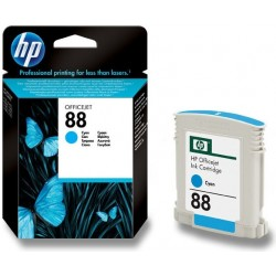 HP 88 Cyan (C9386A) - Original Cartridge