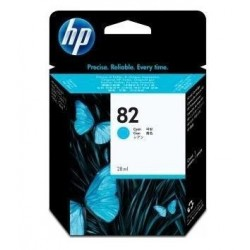 Cartridge HP 82 Cyan (CH566A) - Original