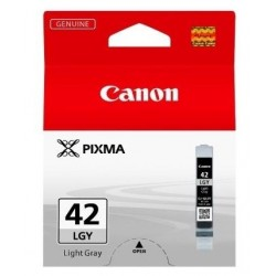 Cartridge Canon CLI-42 - světle šedá - originální