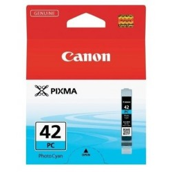 Cartridge Canon CLI-42 - foto modrá - originální