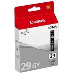 Canon PGI-29 GY - sivá - originálna cartridge