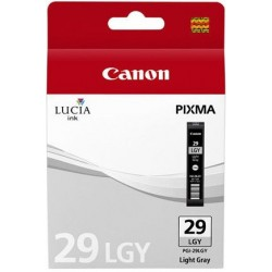 Cartridge Canon PGI-29 LGY - light gray - original