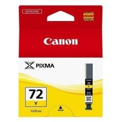 Canon PGI-72 Y - žlutá - originální cartridge