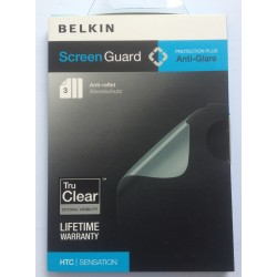 Belkin Screen Protector for HTC Sensation, 3pc