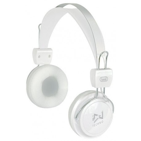 DJ Headphones Trevi 622 white