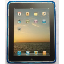 "Housing Belkin Apple iPad 9.7"" Grip Vue - blue"