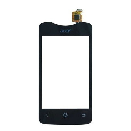 The touch layer Acer Liquid Z3 Z130 - black