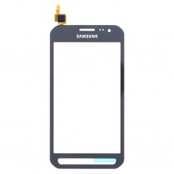 Samsung Galaxy Xcover 3 SM-G388F G388 - Black touch sheet, a touch glass touch plate