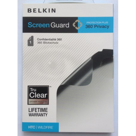 Belkin Screen Protector for HTC Wildfire, 1pc