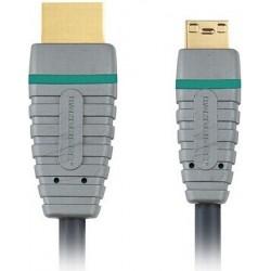 HDMI kábel konektor Bandridge BVL1501