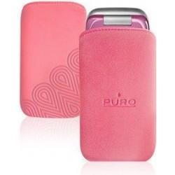 Púzdro Puro Nabuk - ružové