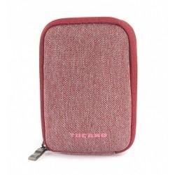 Puzdro Tucano na fotoaparát - červené