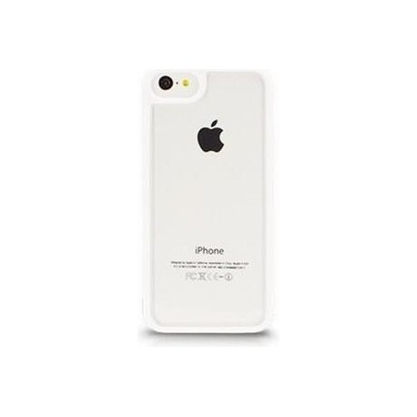 Joy Jamboree back cover for iPhone 5C - White