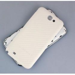 Samsung Galaxy Note 2 N7100 - Zadní kryt baterie - Bílá / bílá