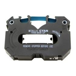 OKI kazeta do DP-5000, metalická modrá - originální