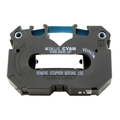 OKI cartridge into the DP-5000 metallic blue