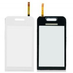 Samsung S5230 GT-S5230 - bílá dotyková vrstva, dotykové sklo, dotyková deska